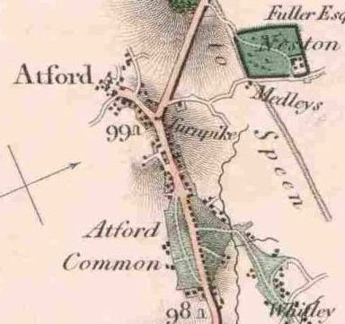 Atworth (Atford) 1817